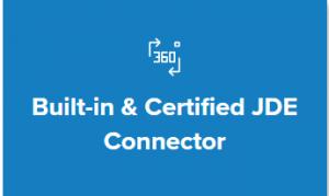 Built-In-Certified-JDE-Connector